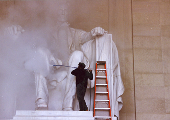 Cleaning Lincoln